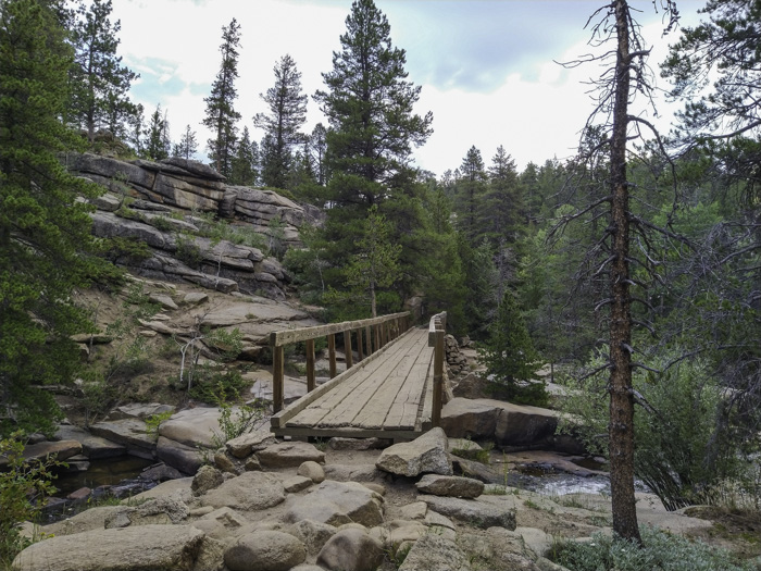 Ceran Saint Vrain Trail