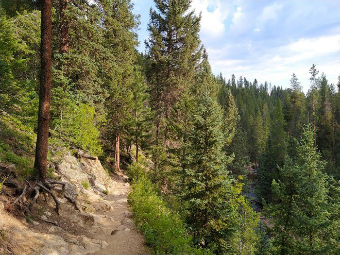 Roosevelt National Forest – Ceran Saint Vrain Trail