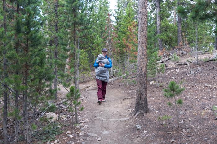 Aspen Alley Trail